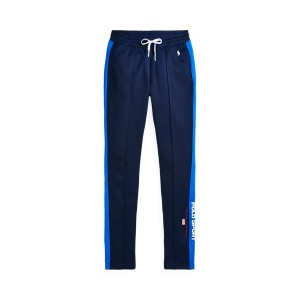 Polo Sport Logo Fleece Sweatpant Cruise Navy/Spa Royal