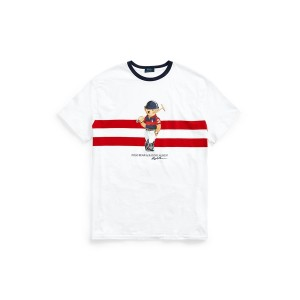 Classic Fit Polo Bear Jersey T Shirt