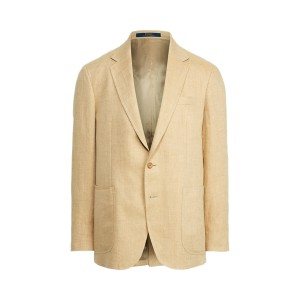 Polo Linen Twill Suit Jacket