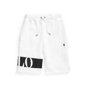 Logo Double Knit Short