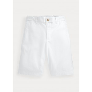 Straight Fit Stretch Chino Short