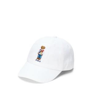Polo Bear Oxford Ball Cap