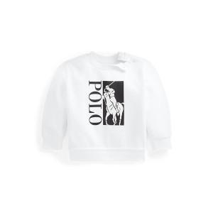 Big Pony Logo Double Knit Sweatshirt