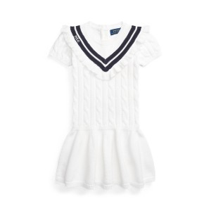 Cotton Cricket Sweater Dress