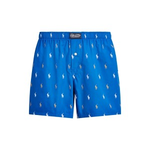 Signature Pony Cotton Boxer