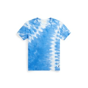Tie Dye Cotton Jersey Sleep Shirt