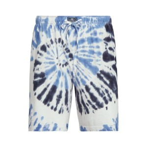 Tie Dye Cotton Jersey Sleep Short