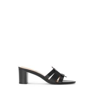 Whitnee Burnished Leather Sandal