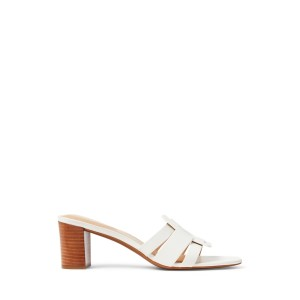 Whitnee Nappa Leather Sandal