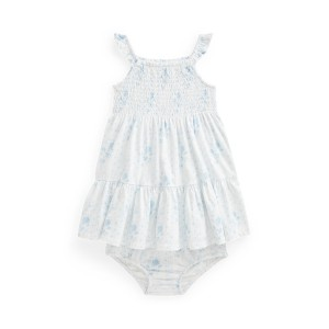 Smocked Dress Bloomer