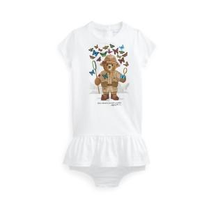 Polo Bear Tee Dress Bloomer