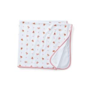 Polo Bear Reversible Blanket