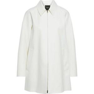 White Caban cotton-drill jacket