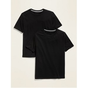 Softest Crew-Neck Tee 2-Pack for Boys