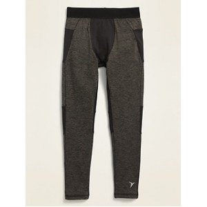 Go-Dry Base-Layer Tights for Boys