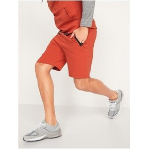 Dynamic Fleece Pique Shorts for Men -- 9-inch inseam