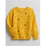 Toddler Bobble Dot Sweater