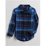 Toddler Flannel Shirt