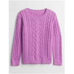Kids Cable-Knit Sweater