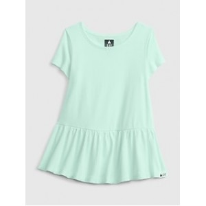 Toddler 100% Organic Cotton Mix and Match Print Tunic Top