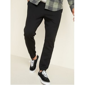 Soft-Washed Tapered Sweatpants for Men