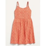 Fit & Flare Cami Dress for Girls