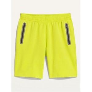Dynamic Fleece Pique Shorts for Men -- 9-inch inseam