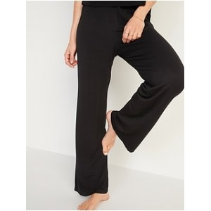 Mid-Rise Sunday Sleep Ultra-Soft Pajama Pants for Women