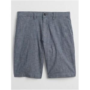 10 Chambray Shorts