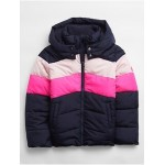 Kids ColdControl Max Colorblock Puffer Jacket