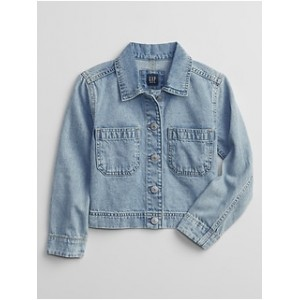 Kids Denim Worker Jacket