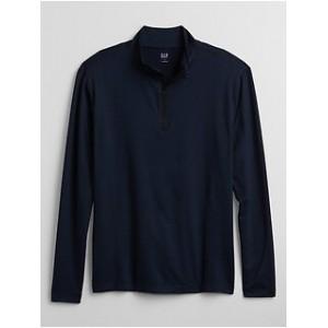 GapFit Performance Half-Zip T-Shirt