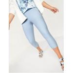 Extra High-Waisted Powersoft Crop Hidden Pocket Leggings for Women