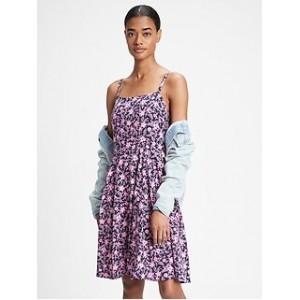 Squareneck Cami Dress
