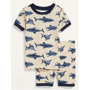 Unisex Pajama Set for Toddler & Baby