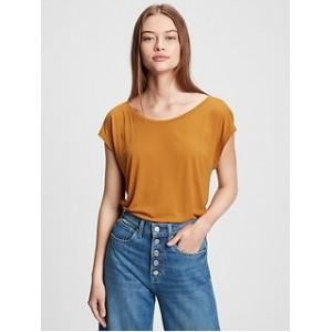 Luxe Dolman Sleeve T-Shirt