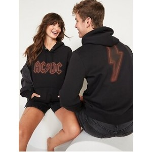 Licensed Pop Culture Gender-Neutral Hoodie for Adults
